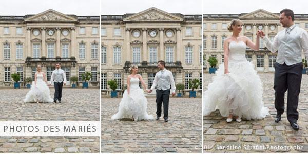 sandrine srafini photographe mariage oise - Chateau De Pierrefonds Mariage